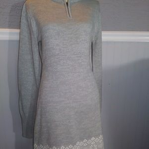 SoyBu dress. Nordic fair Isles Lg /offer save $